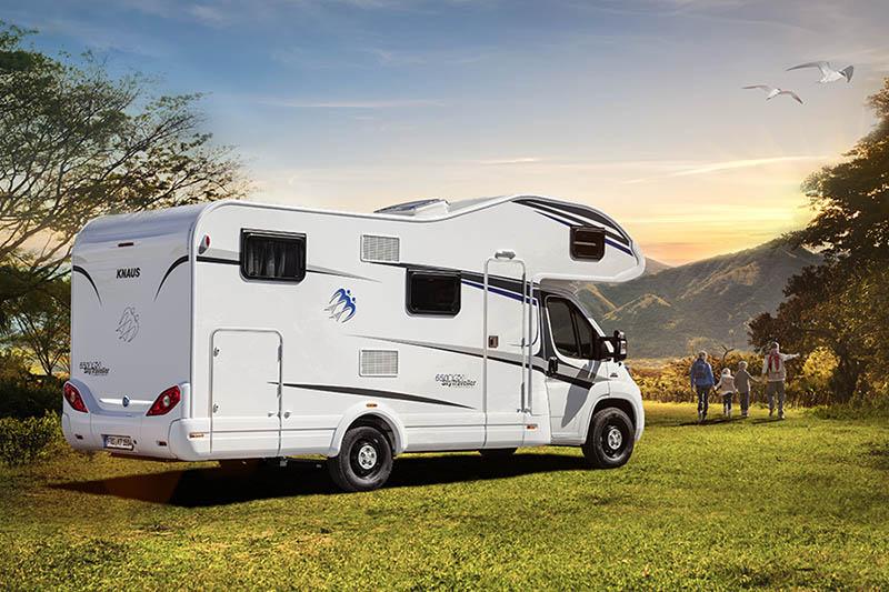 Camping Car Knaus